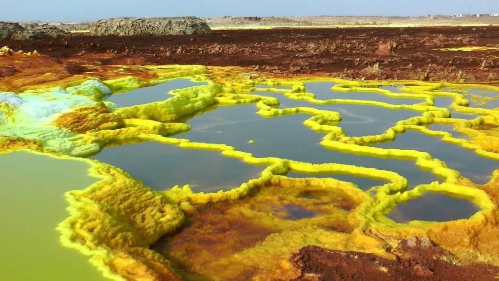 Горящие туры в Эфиопию