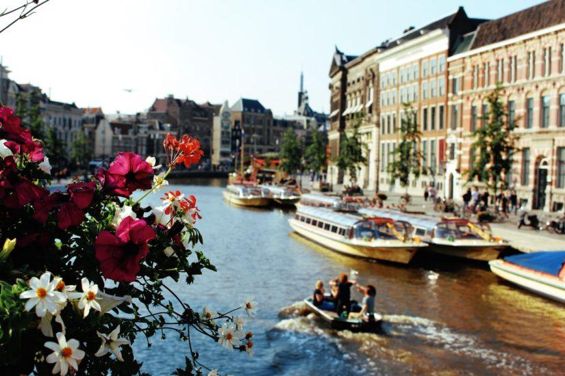 Автобусный тур в Нидерланды Амстердам