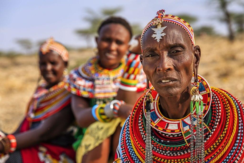 Сафари в Кении, саванна