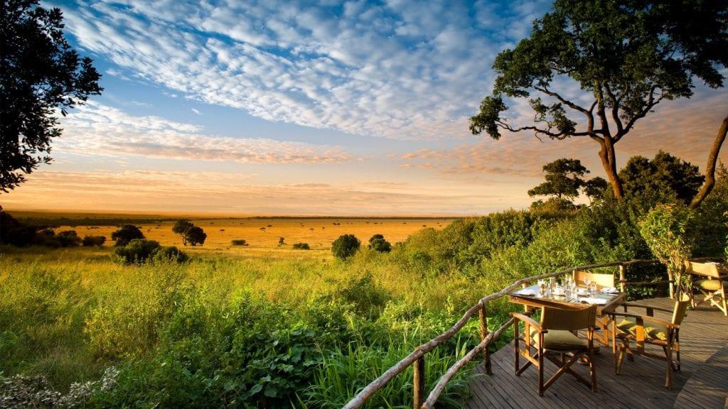 Сафари по паркам Кении