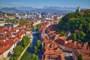 Автобусные туры в Любляну, Словения из Львова