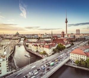 Автобусный тур в Берлин из Киева без ночных переездов