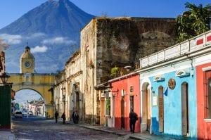 Тур в Никарагуа, Перу, города майя