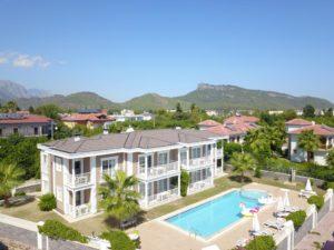 Фитнес-тур в Турцию. Camyuva Beach Hotel