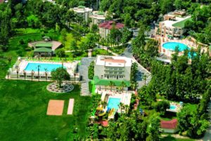Фитнес-тур в Турцию. Club Sidelya Hotel