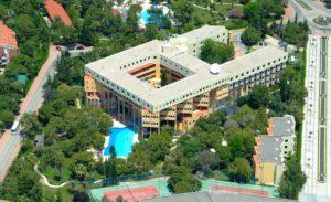 Фитнес-тур в Турцию. Отель Labranda Excelsior Hotel