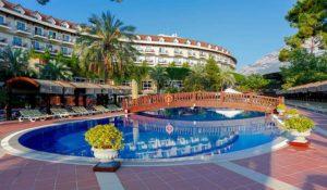 Фитнес-тур в Турцию. Туры в Alkoclar Exclusive Kemer