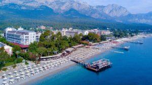 Фитнес-тур в Турцию. Туры в отель Alkoclar Exclusive Kemer