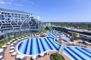 Фитнес-тур в Турцию. Туры в отель Bosphorus Sorgun Hotel