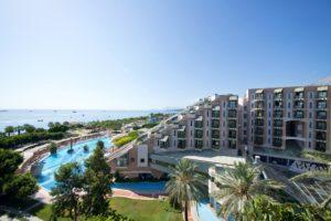 Фитнес-тур в Турцию. Туры в отель Limak Limra Hotel & Resort