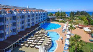 Фитнес-тур в Турцию. Туры в отель Rox Royal Hotel