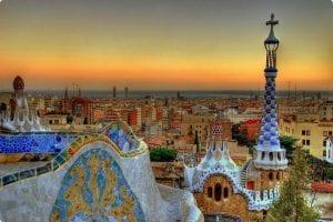 Автобусные туры в Испанию, Барселона