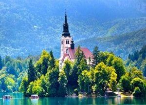 Автобусные туры в Словению из Львова