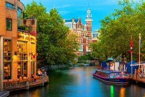 Автобусный тур в Голландию, Амстердам из Львова