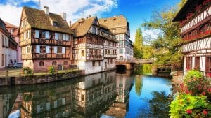 Автобусный тур в Страсбург, Франция из Львова