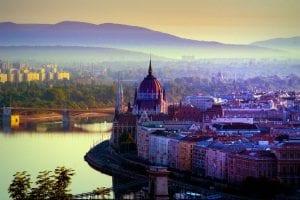 Автобусный тур в Будапешт без ночных переездов