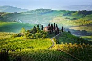 Автобусный тур в Италию, провинция Тоскана