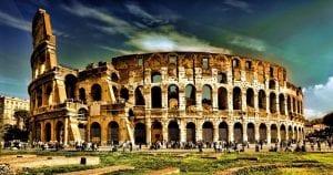 Автобусный тур в Италию, Римский Колизей