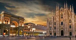 Автобусный тур в Италию. Милан