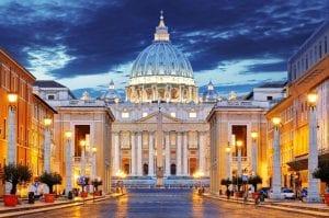Автобусный тур в Рим из Киева