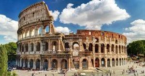 Автобусный тур в Рим из Киева, Колизей