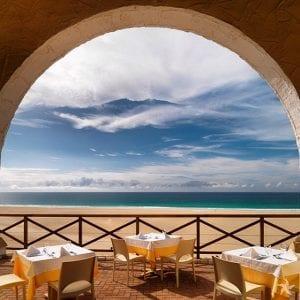 Ресторан на Кабо Верде, отель Iberostar BoaVista