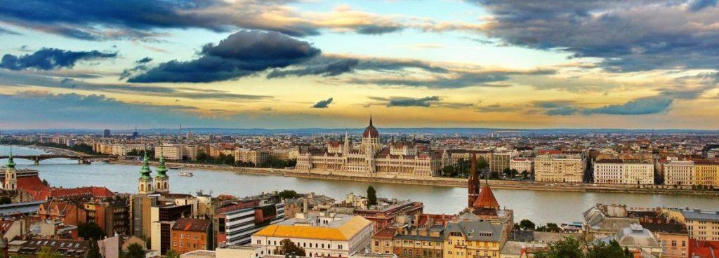 Автобусные туры в Будапешт без ночных перездов, из Львова