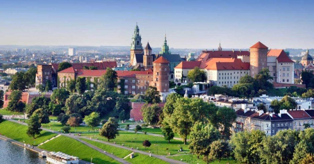 Автобусные туры в Краков из Львова