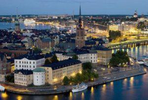 Автобусный тур в Швецию по низкой цене. Туроператор Just Go!