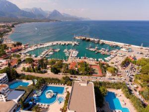 Ozkaymak Marina Hotel 5*