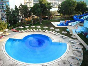 Blue Vista Hill 5*. Турция из Киева на ближайшие даты