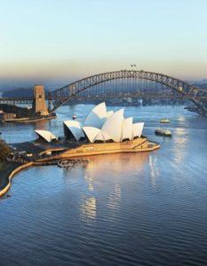Новогодние круизы в Австралию.