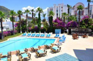 Туры в Idas Park Hotel, Мармарис
