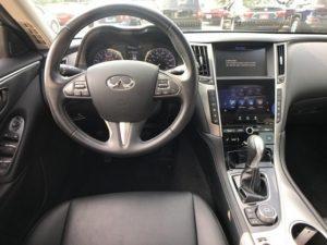 Infiniti Q50 Rentcar Kiev Аренда авто