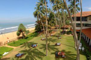 Tangerine Beach Hotel – Калутара