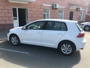 VW Golf VII Rentcar Kiev Аренда