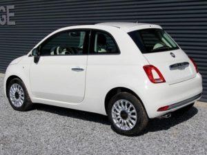 Аренда авто Fiat 500 automatic