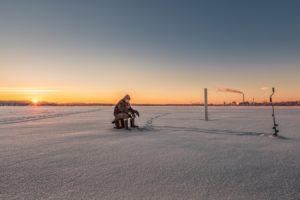 Автобусные туры на Новый Год. Финляндия. Рыбная ловля