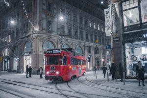 Автобусные туры на Новый Год. Хельсинки