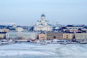 Автобусные туры на Новый Год. Хельсинки, финляндия