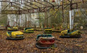 Chernobyl Zone in English.