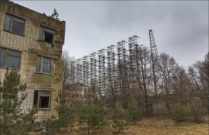 Icoming tourism. Chernobyl Zone and Prypiat.