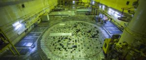 Private tour inside the Chernobyl nuclear power plant.