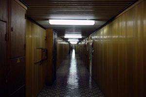 Посещение Чернобыльской АЭС. Золотой коридор ЧАЭС