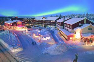 Туры в Hullu Poro Hotel Финляндия, Леви