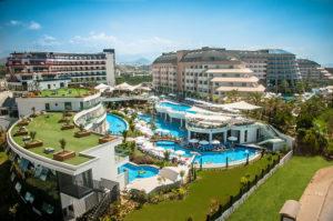 Long Beach Resort & SPA Аланья, Турция. Раннее бронирование туров в Турцию.
