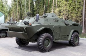 Military tours Kiev. BRDM