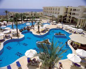 Новогодние туры в Египет, Шарм. Hilton Sharks Bay