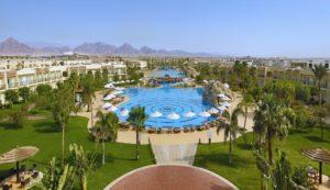 Новогодние туры в Египет. Hilton Sharks Bay