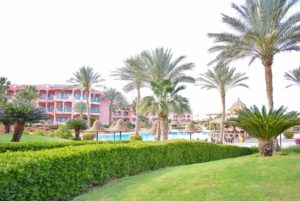Новый Год в Египте. Туры в Parrotel Aqua Park Resort.